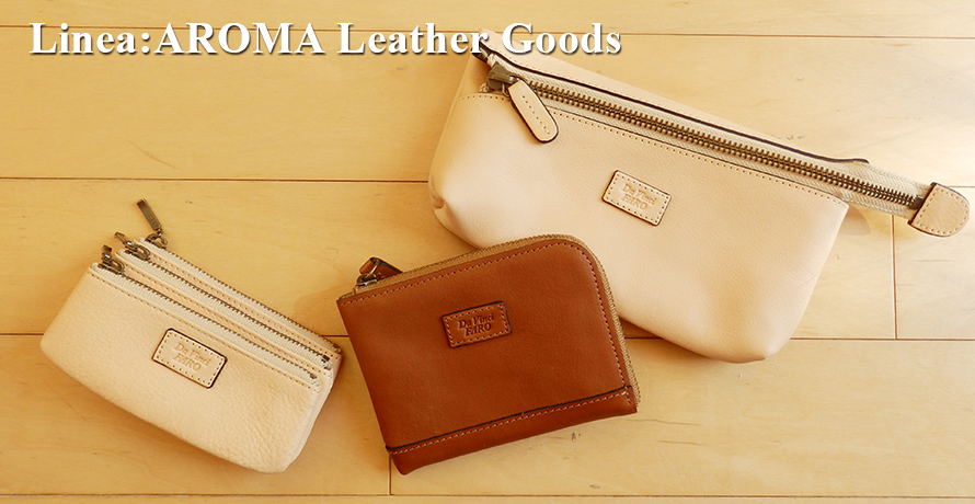 Linea:AROMA Leather Goods